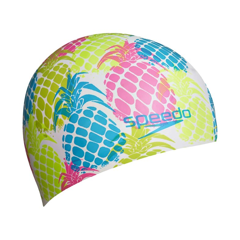 bonnet de Bain SLOGAN FRUITS