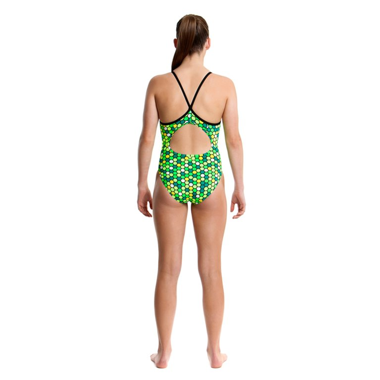 Maillot de Bain GOLDEN HONEYCOMB
