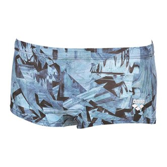 Boxer de bain ARENA M GLITCH LOW WAIST SHORT