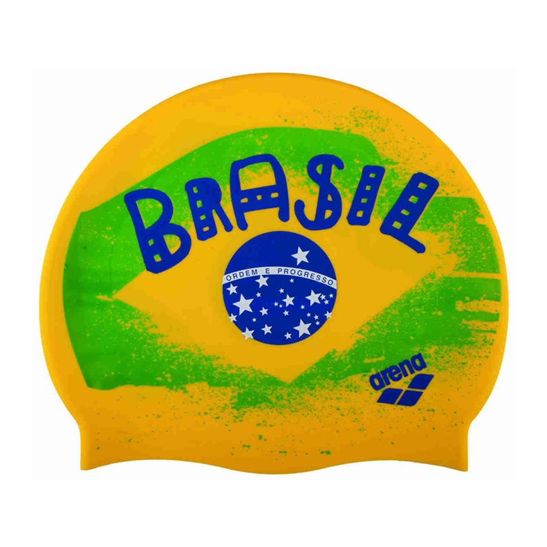 Bonnet de bain ARENA FLAG-BRASIL
