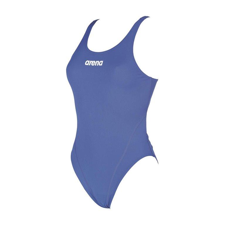 Maillots de bain Arena Solid bleus femme Arriver À Acheter Prix Pas Cher A9MC9YLui7