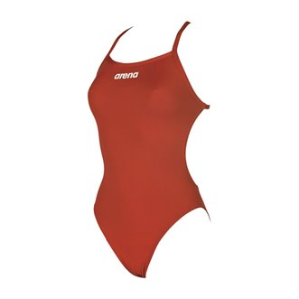 Maillot de bain 1 pièce ARENA W SOLID LIGHT TECH HIGH