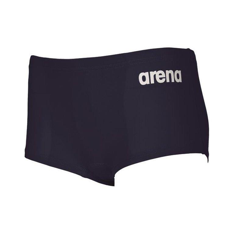 Boxer de bain ARENA B SOLID SQUARED SHORT JR