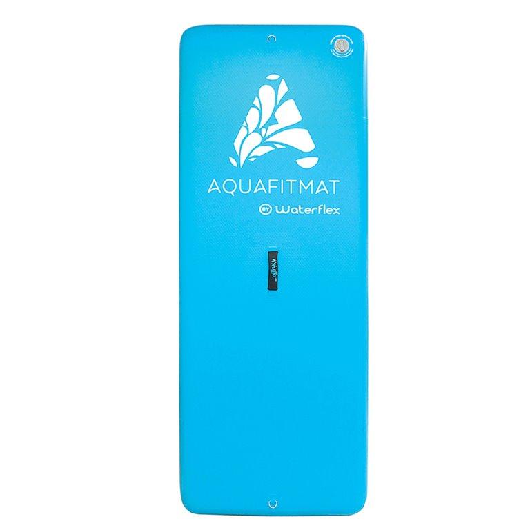 Tapis flottant Aquafitmat Kit d amarrage inclus