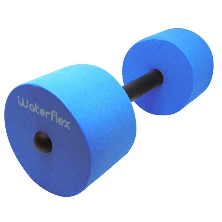 Altères d'aquagym coloris Bleu,  (lot de 2)