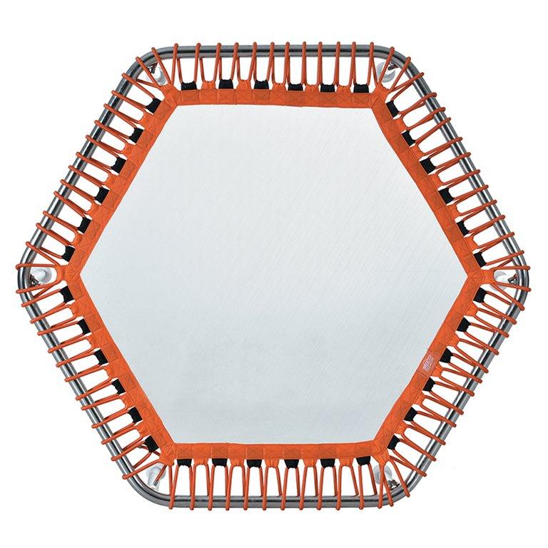 Trampoline aquatique WXTramp Premium Modèle Hexagonal