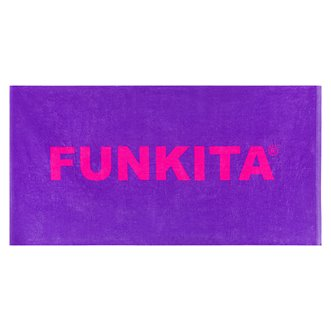 Serviette FUNKITA Still Purple