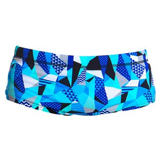 Boxer de bain FUNKY TRUNKS Crack Attack