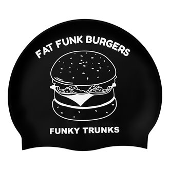 Bonnet de bain FUNKY TRUNKS Fat Funk