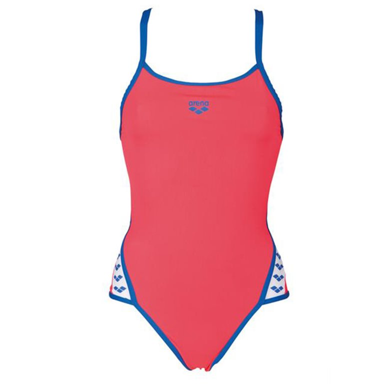47c6a1d3a Maillot de bain 1 pièce ARENA W TEAM STRIPE SUPER FLY BACK ONE PIECE