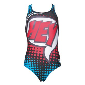 Maillot de bain 1 pièce ARENA G HEY JR NEW V BACK ONE PIECE
