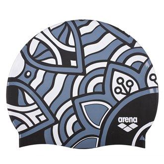 Bonnet de bain ARENA JADE BLACK