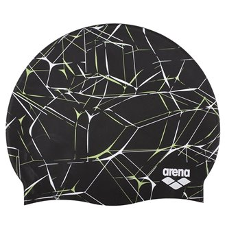 Bonnet de bain ARENA WATER BLACK