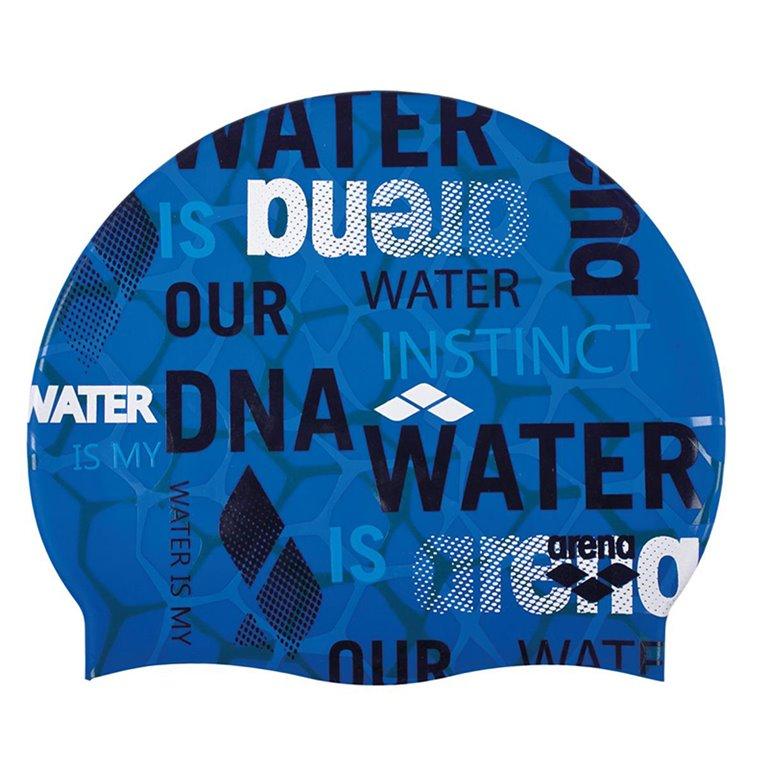 Bonnet de bain ARENA EVOLUTION PIX BLUE
