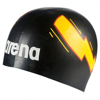 Bonnet de bain ARENA POOLISH MOULDED THUNDER