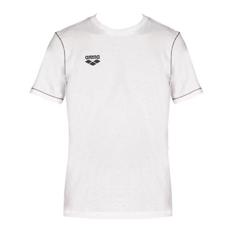 Tee shirt unisexe adulte ARENA TL S/S TEE