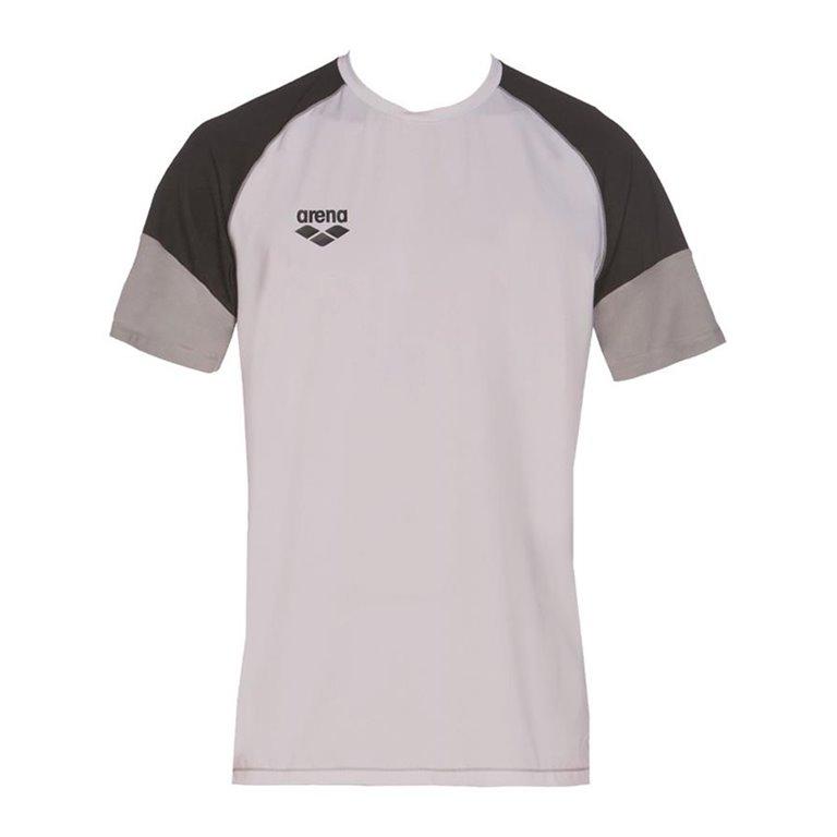 Tee shirt respirant unisexe adulte ARENA TL TECH S/S RAGLAN TEE