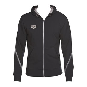 Sweat zippé unisexe adulte ARENA TL HOODED JACKET