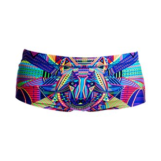 Boxer de bain FUNKY TRUNKS Wolf Pack