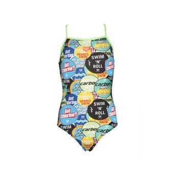 Maillot de bain 1 pièce ARENA G WATCHWORD JR LIGHT DROP ONE PIECE L