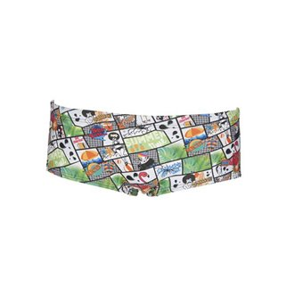 4d99024a03 Boxer de bain ARENA M SUMMER COMICS LOW WAIST SHORT