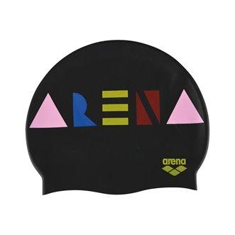 Bonnet de bain ARENA MEMPHIS ARENA BLACK