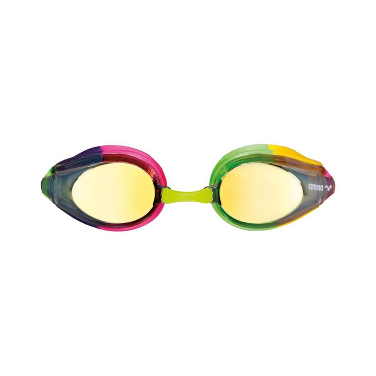 Lunette de natation ARENA TRACKS JR MIRROR