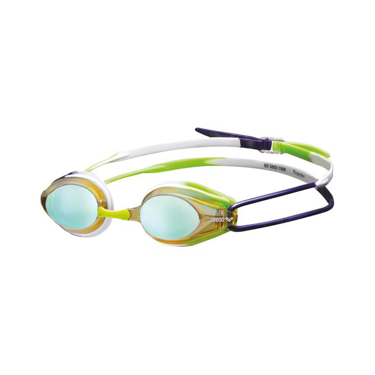 Lunette de natation ARENA TRACKS MIRROR