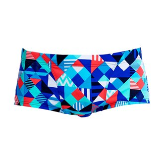 Boxer de bain FUNKY TRUNKS Check Republic