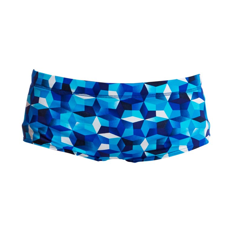 Boxer de bain FUNKY TRUNKS Ice Fortress