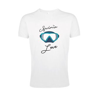 T-shirt EUROCOMSWIM Swim in Love