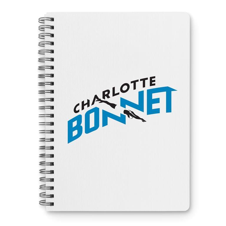 Carnet CHARLOTTE BONNET