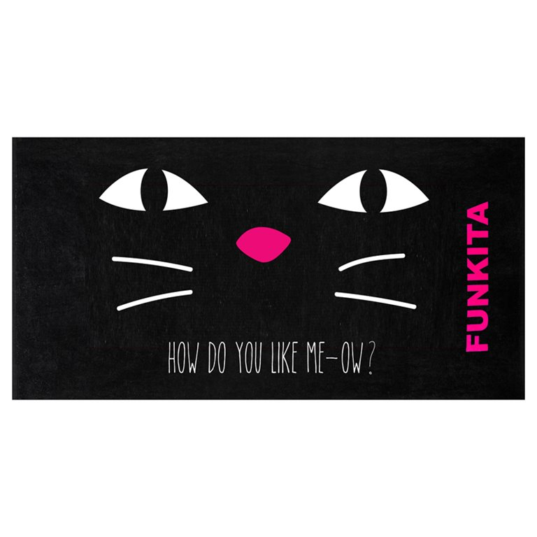 Serviette FUNKITA Meow