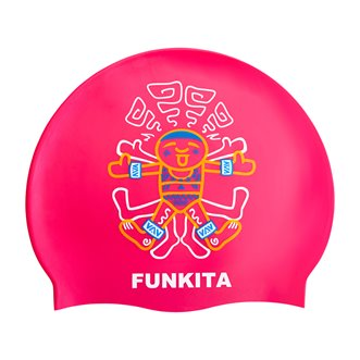 Bonnet de bain FUNKITA Cookie Cutter