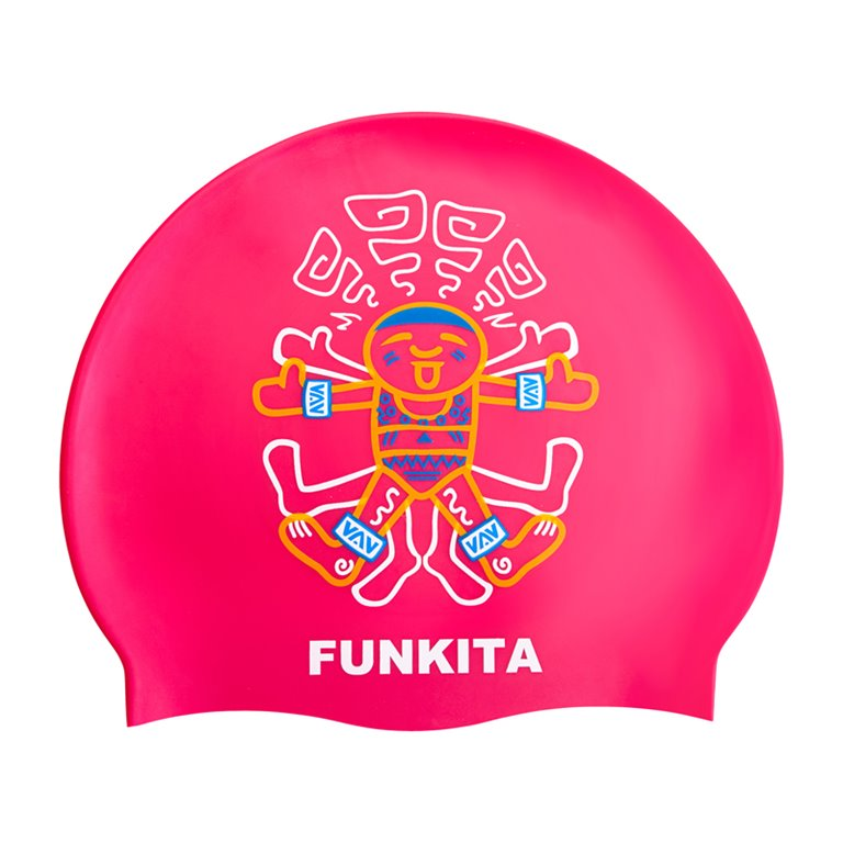 Bonnet de bain FUNKITA Cookie Cutter