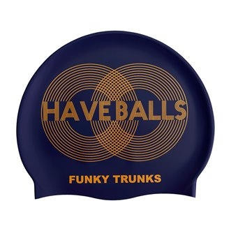 Bonnet de bain FUNKY TRUNKS Golden Balls