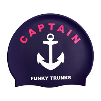 Bonnet de bain FUNKY TRUNKS Captain Funky