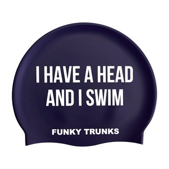 Bonnet de bain FUNKY TRUNKS Get a Head
