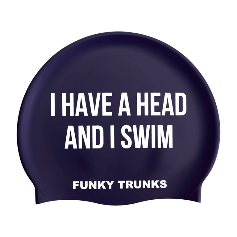 Bonnet de bain FUNKY TRUNKS Get a Head