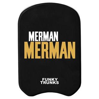 Planche FUNKY TRUNKS Golden Merman