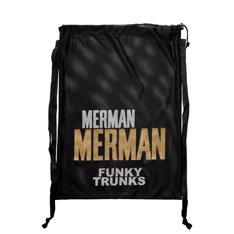 Filet FUNKY TRUNKS Golden Merman