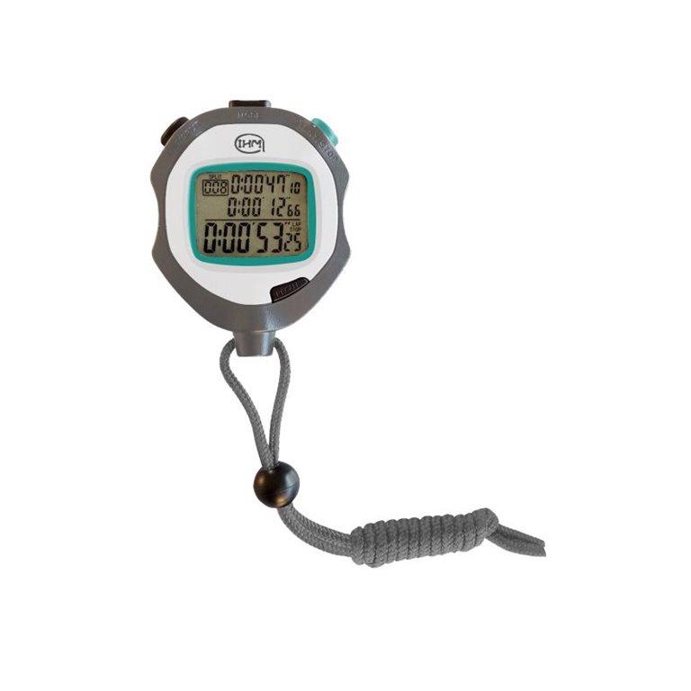Chronomètre IHM 3 lignes 200 mémoires