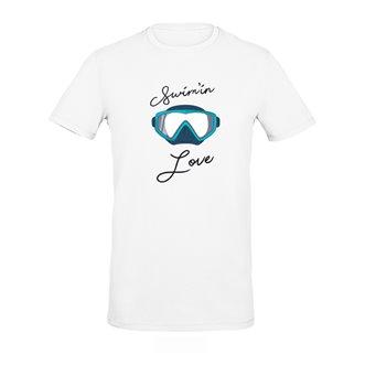 T-shirt Homme EUROCOMSWIM Swim'in Love