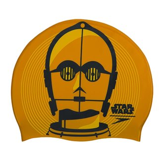 Bonnet de bain SPEEDO STAR WARS C3PO