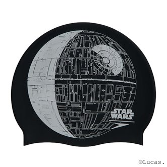 Bonnet de bain SPEEDO STAR WARS DEATH STAR