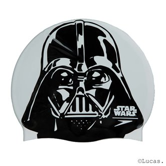 Bonnet de bain SPEEDO STAR WARS DARK VADOR