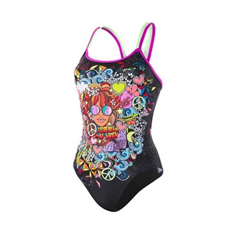 Maillot de bain 1 pièce SPEEDO HIPPY CHICK DREAMS
