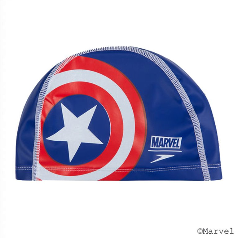 Bonnet de bain SPEEDO CAPTAIN AMERICA
