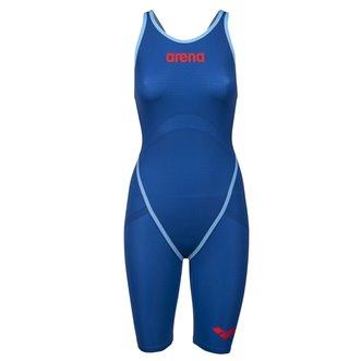 Combinaison de natation dos ouvert ARENA W PWSKIN CARBON CORE FX