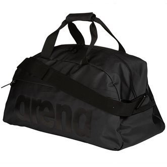 Sac de sport ARENA TEAM DUFFLE 40 BIG LOGO ALL BLACK